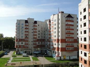 Новостройка ЖК в Вербилках23